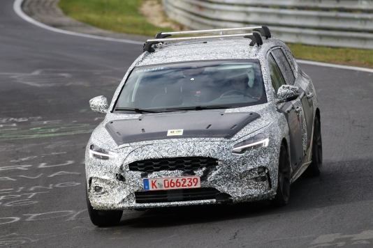 Ford Focus Turnier prototype 2018