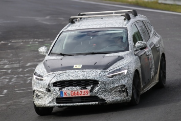 Ford Focus Turnier prototype