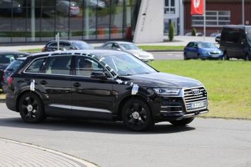 Audi Q7 electro