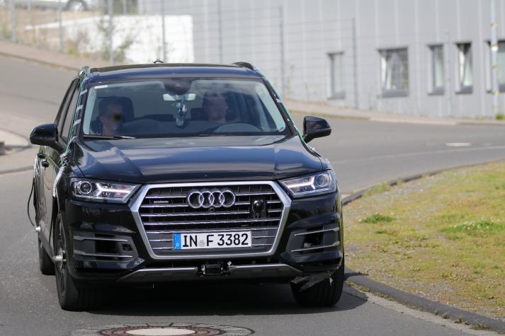Audi Q7 elektro