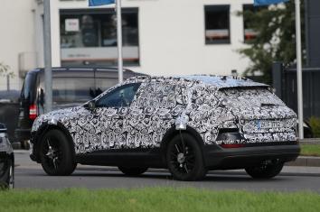 Audi e-tro prototype