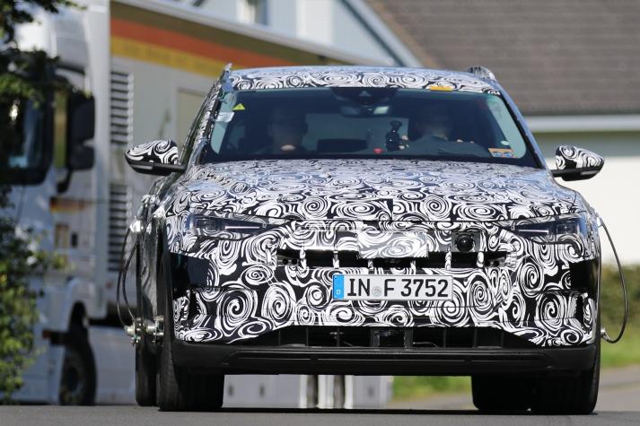 Audi E-Tron Quattro prototype