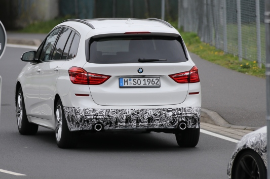 BMW 2 Gran Tourer LCI facelift