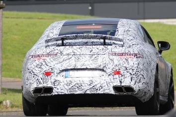 AMG GT4 prototype