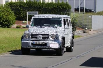 Mercedes G- Klasse Prototype