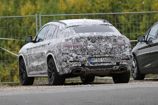BMW X4 Prototyp