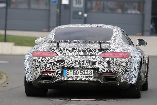 AMG GT prototype