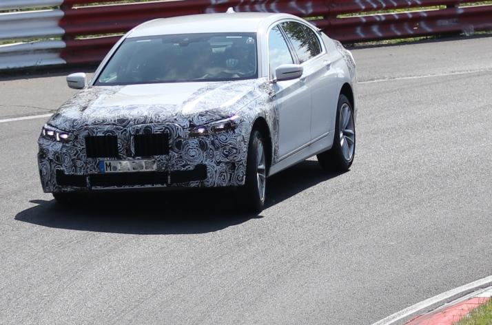 BMW 7er Facelift ( LCI )