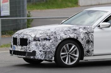 BMW 7wer Facelift