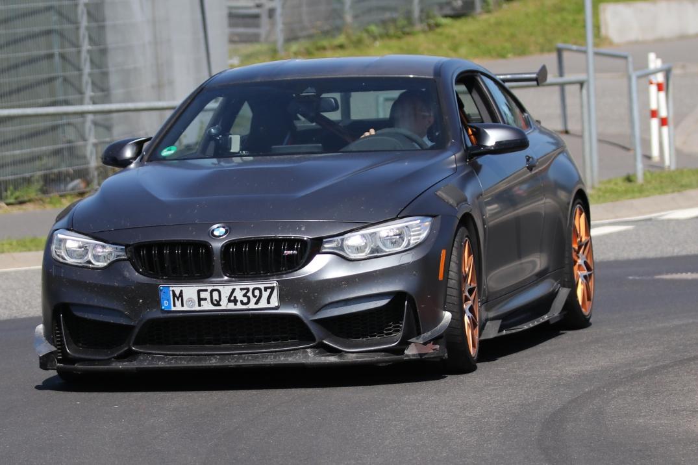 BMW  M4  CSL  prototype