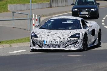 McLaren 600LT prototype