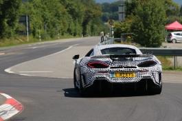 McLaren 600 LT prototype