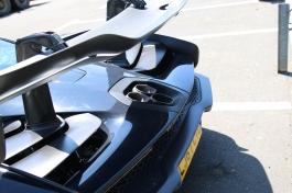 McLaren Senna Auspuff