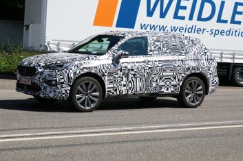 Seat Tarraco Prototype