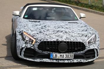 AMG GTR Cabrio prototype