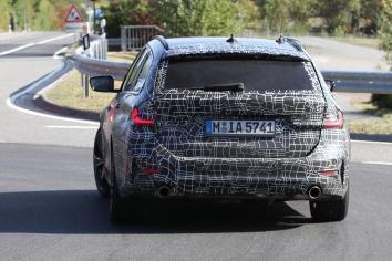 BMW 3er Touring prototype