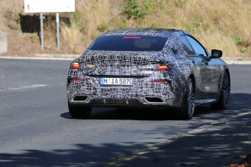 BMW 8er Grand Coupe prototype