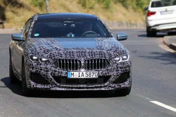 BMW 8er Grand Coupe prototype