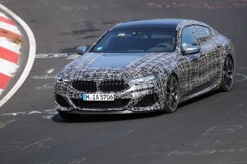 BMW 850 M Gran Coupe