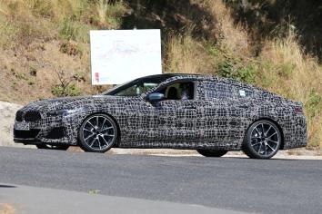 BMW 850i M Gran Coupe