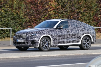BMW X 6 prototype