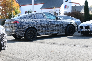 BMW X6 prototype