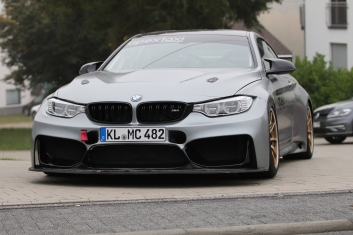 Schirmer BMW M4 Umbau
