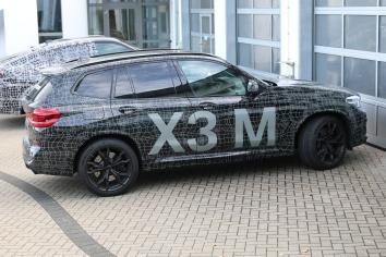 BMW X 3 M