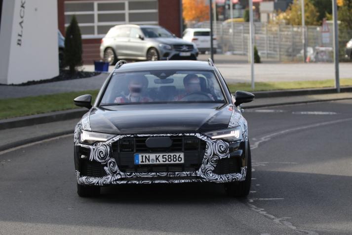Audi A 6 Allroad Quattro