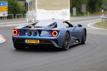 Ford GT am Ring