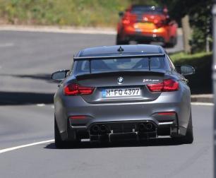 BMW M 4 GTS Prototype