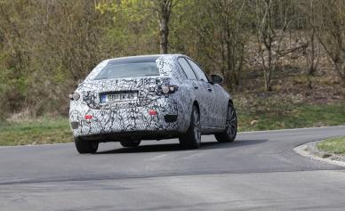 Mercedes Neue C Klasse