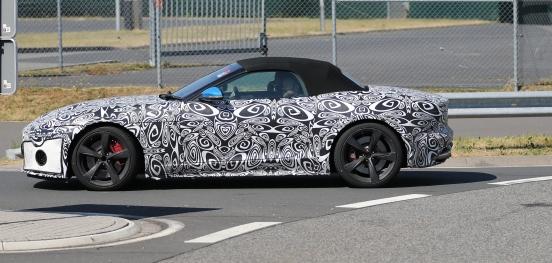 Jaguar F - Type Cabrio