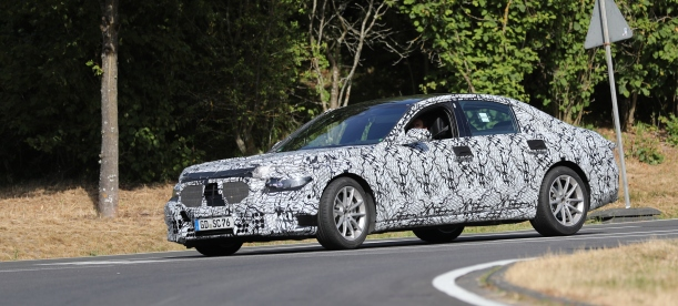 Mercedes Neue S - Klasse