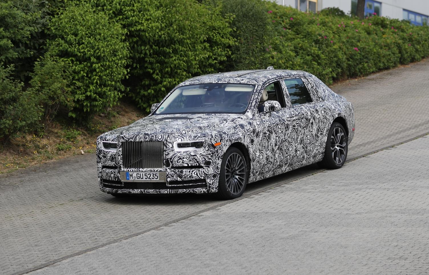 2020 Rolls-Royce Ghost II 43