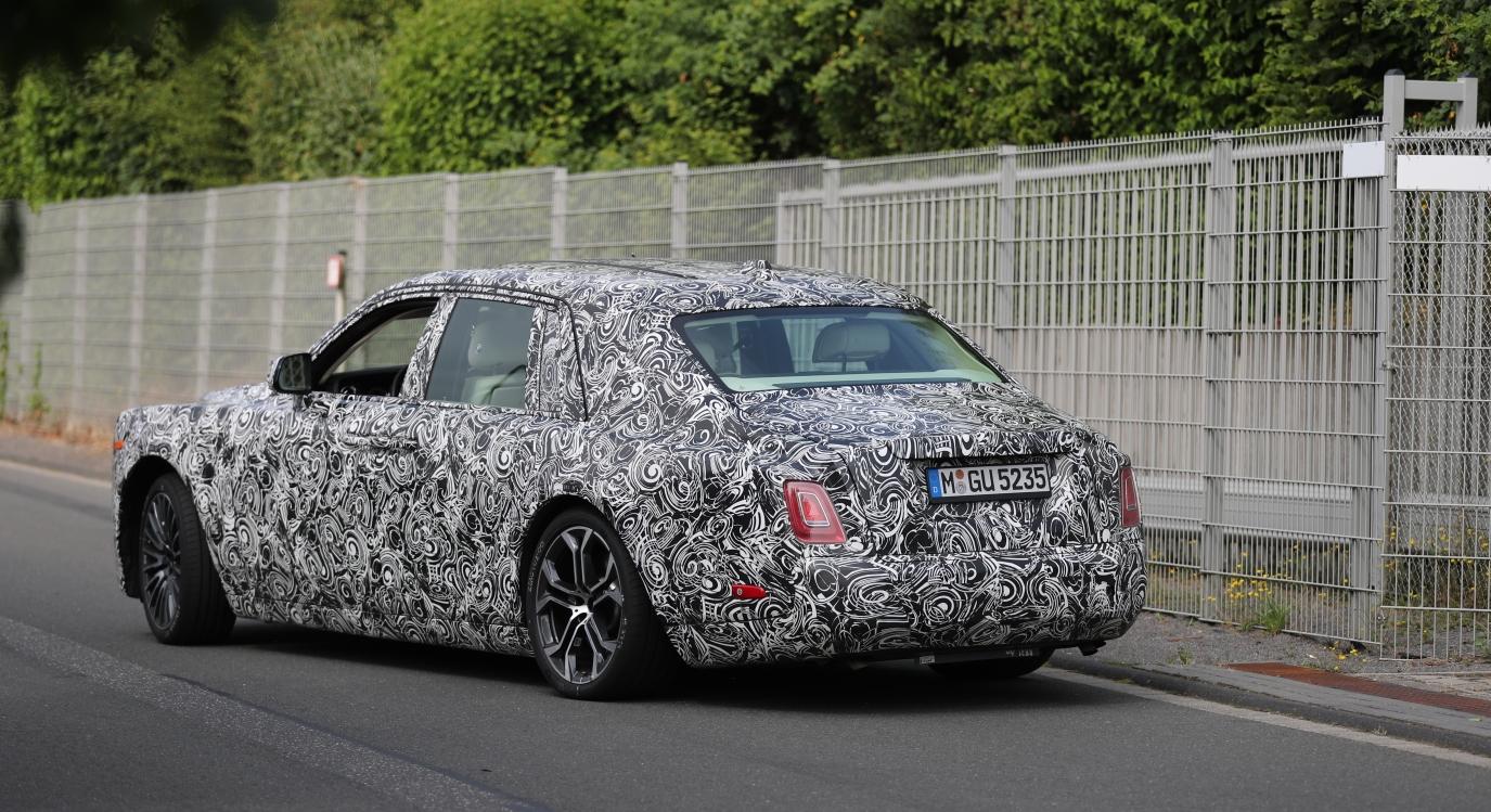 2020 Rolls-Royce Ghost II 47
