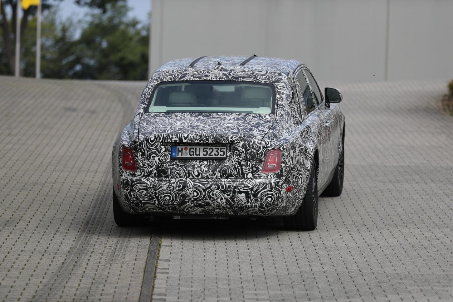 2020 Rolls-Royce Ghost II 44