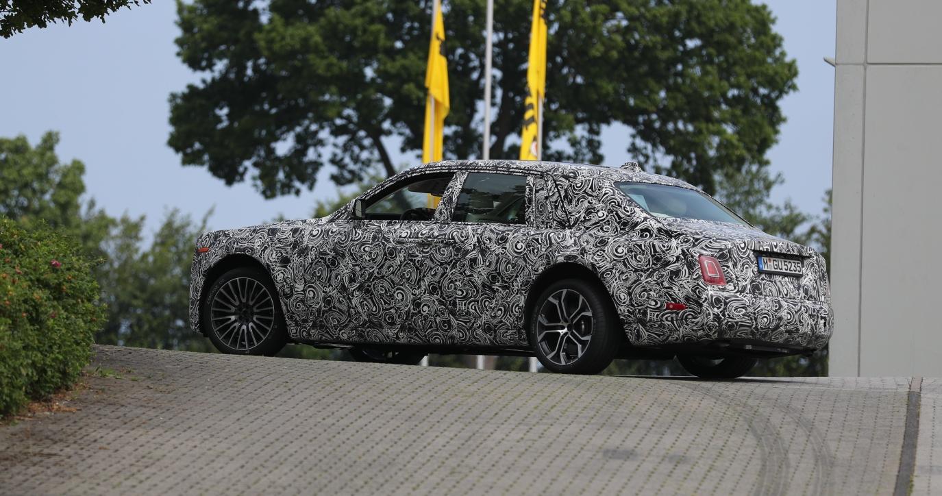 2020 Rolls-Royce Ghost II 45