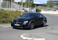 Mercedes Muletto für neuen SL