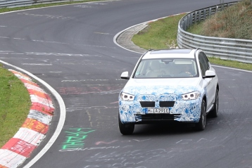 BMW i X 3