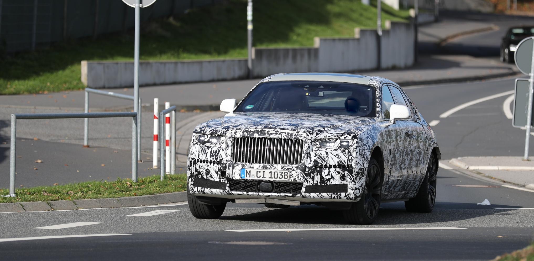2020 Rolls-Royce Ghost II 67