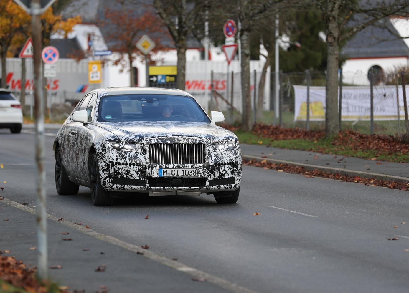 2020 Rolls-Royce Ghost II 75