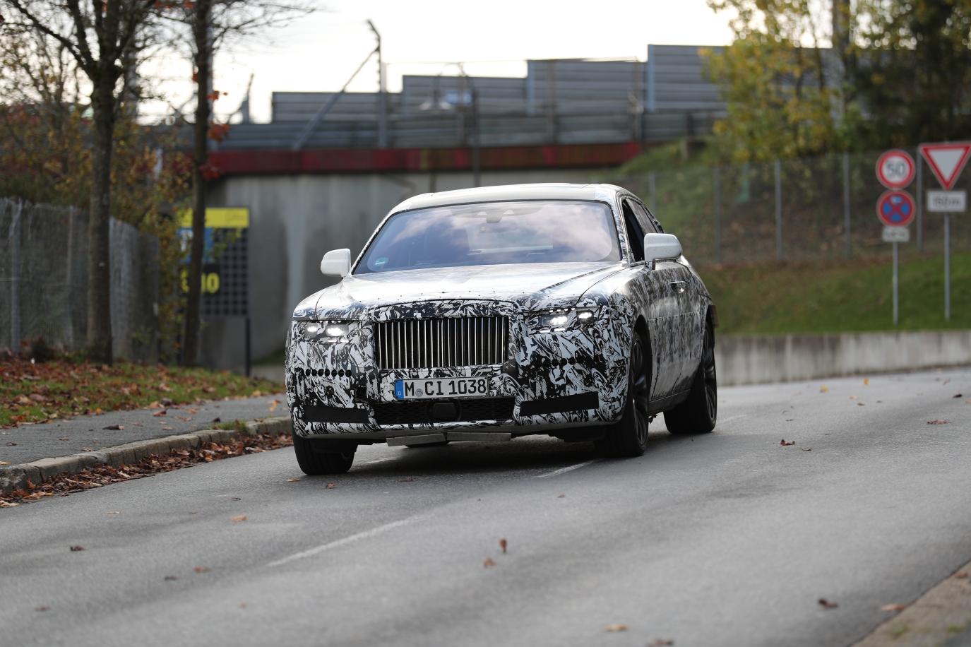 2020 Rolls-Royce Ghost II 73