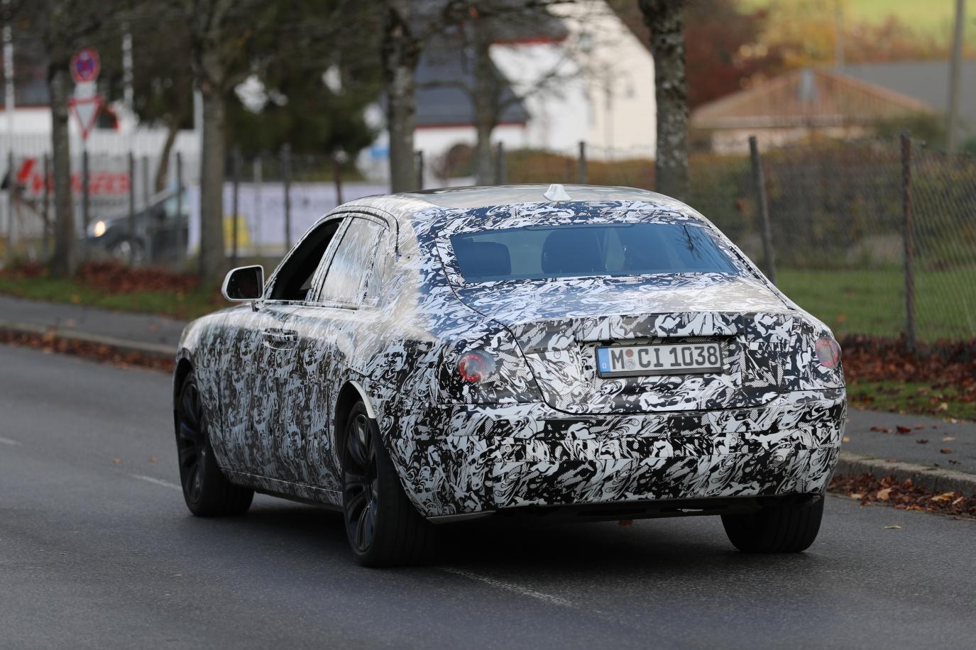 2020 Rolls-Royce Ghost II 74