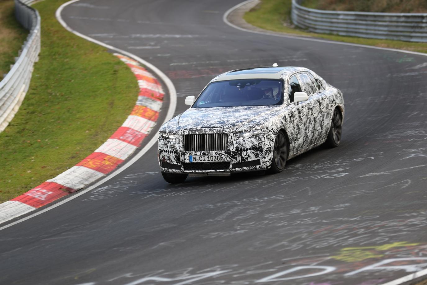 2020 Rolls-Royce Ghost II 71