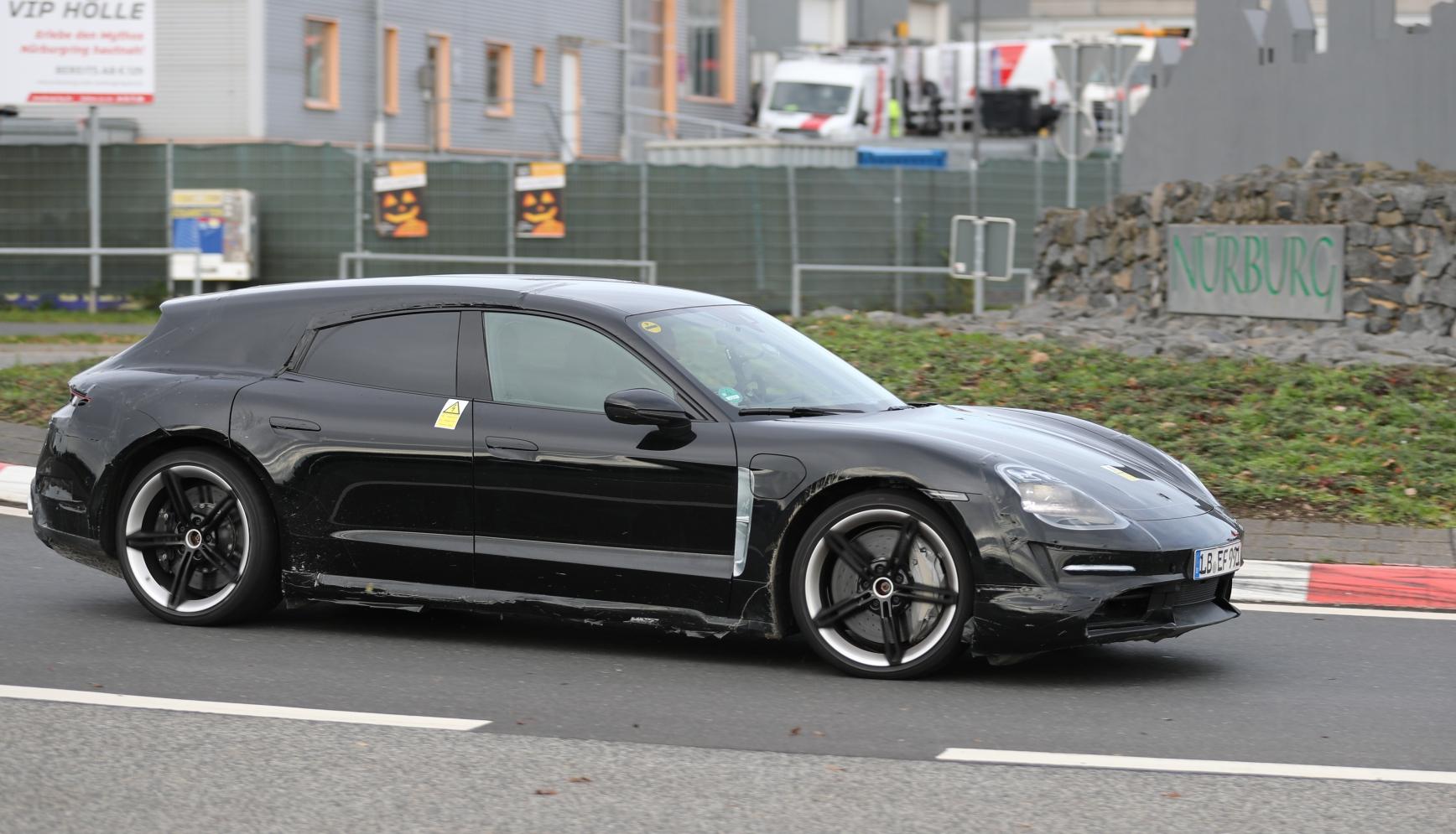 2020 Porsche Taycan | Taycan Sport Turismo 25