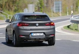 BMW X 2 Hybrid