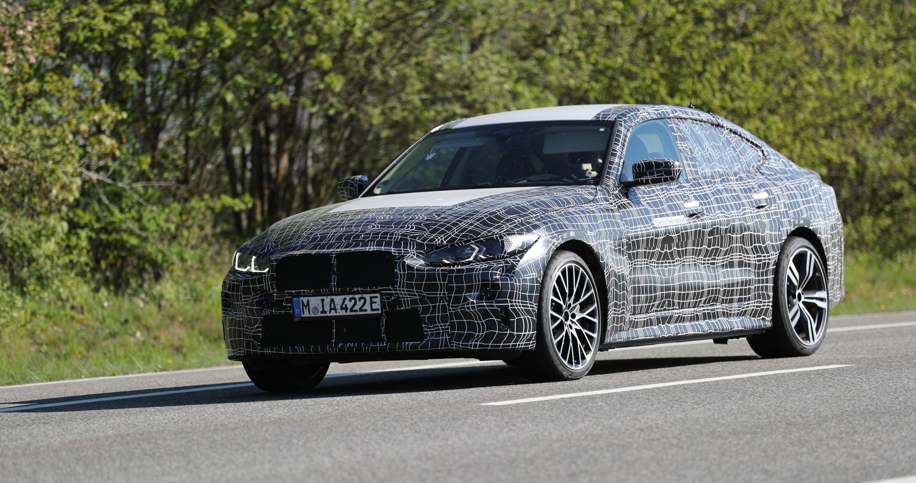 2021 BMW i4 17