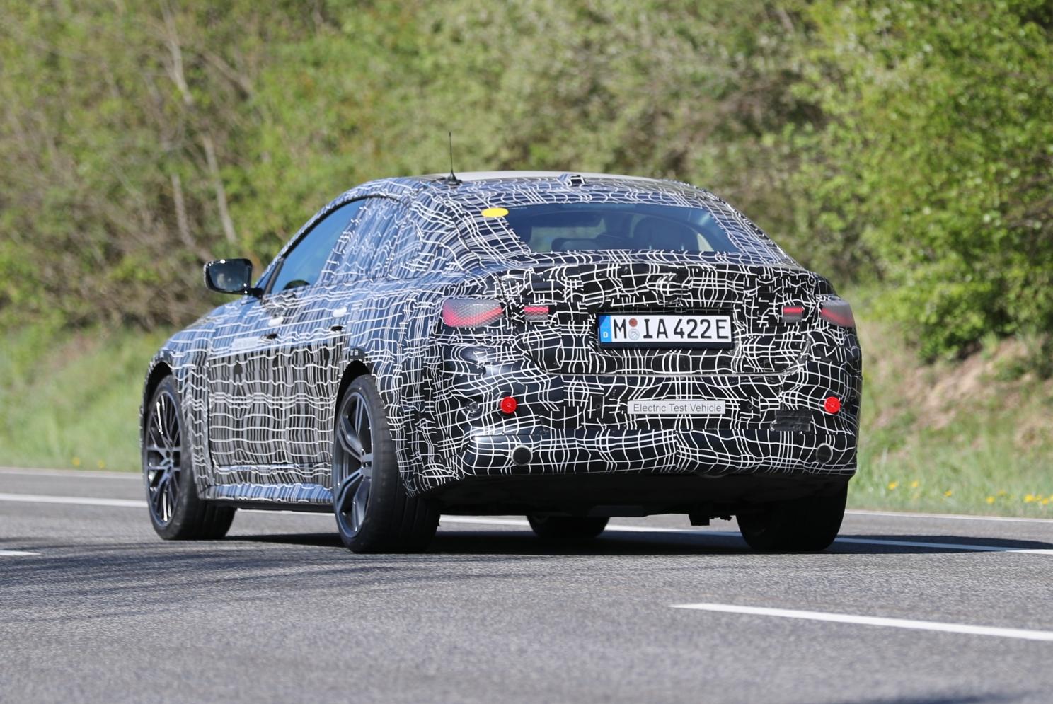 2021 BMW i4 19