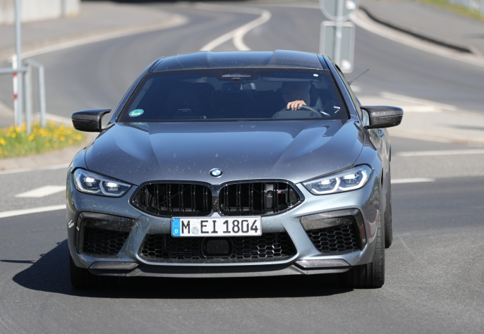 BMW M8 Grand Coupe Competition